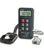 Light Meter/Datalogger with PC Interface