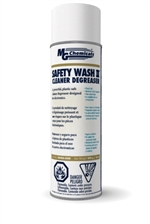 Safety Wash II Cleaner Degreaser, 450 grams (16 oz) Aerosol