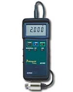 Heavy Duty Pressure Meter with Interchangeable Transducers
