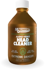 Audio/Video Head Cleaner, 250 ml (8.4 oz) liquid