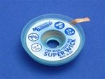 "Static Free Super Wick, Size No.(4), Width(.100""), Colour Code(Blue), Length(1.5M)"