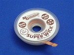 "Static Free Super Wick, Size No.(5), Width(.125""), Colour Code(Brown), Length(1.5M)"