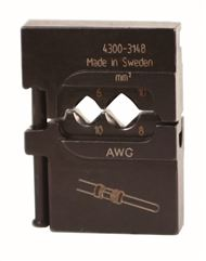 Die Set for Power Contacts 10-8AWG
