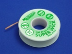 "Static Free Super Wick, Size No.(3), Width(.075""), Colour Code(Green), Length(50')"