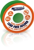 "SAC305 (Sn96) LF, NC,  0.032"", 21 Gauge, 96.3% tin, 0.7% copper and 3% silver, ½ lb (227 g) Spool, Lead-Free Solder Wire"
