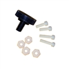 598 ADJUSTING SCREW KIT AND KNOB for 502