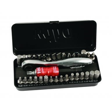 "34 Pc. Compact Premium Bit Set ""Go Box"""