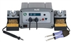 ST 100 Dual Channel Soldering station with one TD-100 Iron and one MT-100 Microtweezer
