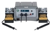 ST 100 Dual Channel Soldering station with Two TD-100 Irons