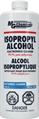 Isopropyl Alcohol (liquid), 1 litre (33 oz) liquid
