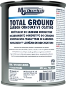 Total Ground Carbon Conductive Coating, Liquid, 900 mL (1.8 lb)