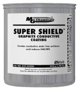 Super Shield Graphite Conductive Coating Liquid 0.9 L (0.24 gal)