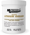 White Lithium Grease, 473 ml (1 pint)