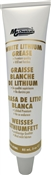 White Lithium Grease, 85ml (2.9 oz) tube