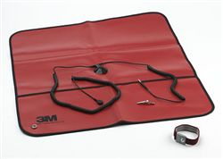 SCS Portable Field Service Kit 8501 With Adjustable Wrist Strap