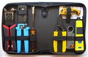 PRO Twisted Pair & Coaxial Tool Kit