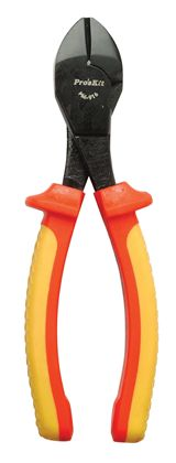 1000V Insulated Heavy Duty Side Cutter - 7-3/4""