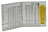 12-piece Series 99 Compact Nutdriver Set, Metric