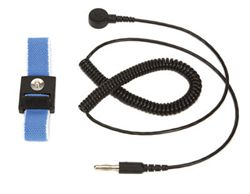 SCS Coiled Cord for Wrist Strap, 6 ft.