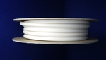 "Heat Shrink tubing roll 1/4"" WHITE 40FT"