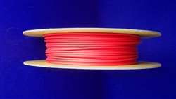 "Heat Shrink tubing roll 3/32"" RED 65FT"