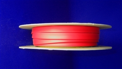 "Heat Shrink tubing roll 3/8"" RED 35FT"