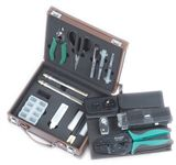 Fiber Optic tool Kit with 2.5mm and 1.25mm VFL's
