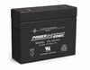 Battery 12 Volt 5.4 AH Terminal FP Rechargeable Sealed Lead Acid