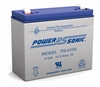 Battery 4 Volt 10 AH Terminal F1 Rechargeable Sealed Lead Acid