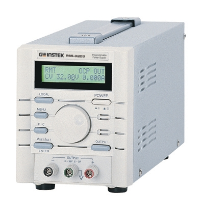 PSS-2005 Single - Output Programmable Linear D C  Power Supply, 100W