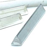 AIM Solder 63/37 Electropure Leaded Solder Bar 2.5 lb 1.13 KG