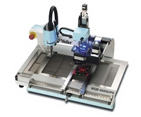 BGA Rework and Repair Station with Split Optic Positioning System