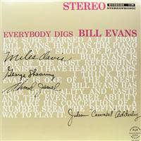 Bill Evans - Everybody Digs Bill Evans - VINYL LP