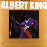Albert King - I'll Play The Blues For You - VINYL LP