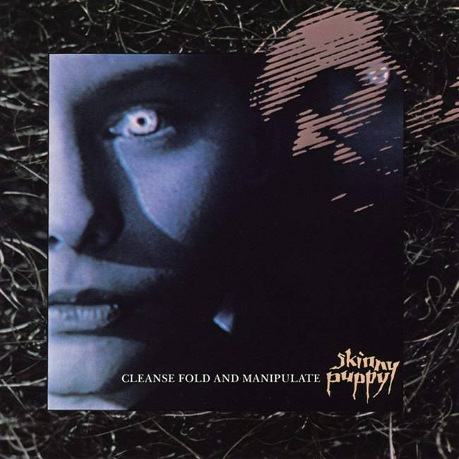Skinny Puppy - Cleanse Fold And Manipulate - VINYL LP