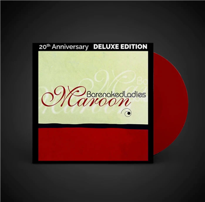 Barenaked Ladies - Maroon (20th Anniversary Edition Red Vinyl) - VINYL LP