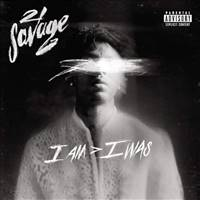 21 Savage - I Am I Was (150 Gram Vinyl) - VINYL LP