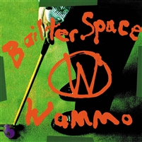 Bailter Space - Wammo (Transparent Orange colored Vinyl) - VINYL LP
