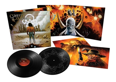 Coheed and Cambria - Good Apollo I'm Burning Star IV, Volume 2: No World For Tomorrow (2xLP) (180gram Vinyl) (Gatefold Jacket) - VINYL LP