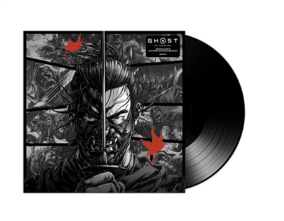 Ghost of Tsushima (Music from the Video Game) (3xLP) (Triple Gatefold) - VINYL LP