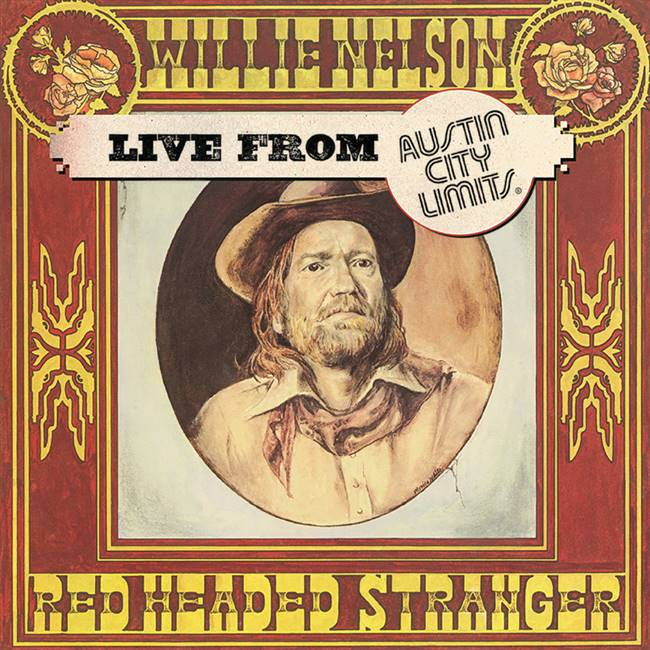 "Willie Nelson - Live At Austin City Limits 1976 (12"" Vinyl) - VINYL LP"