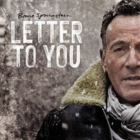 Bruce Springsteen - Letter To You (Black Vinyl Edition) VINYL LP