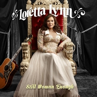Loretta Lynn - Still Woman Enough - VINYL LP