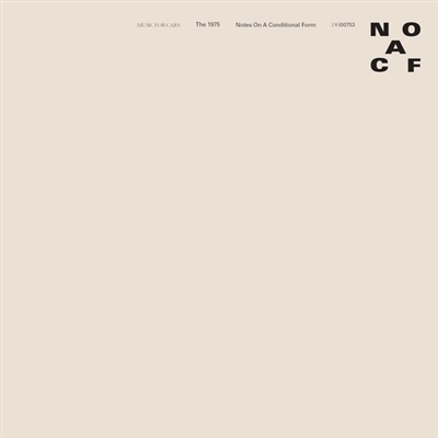 The 1975-Notes on a Conditional Form (Clear Vinyl Edition) 2-LP Set