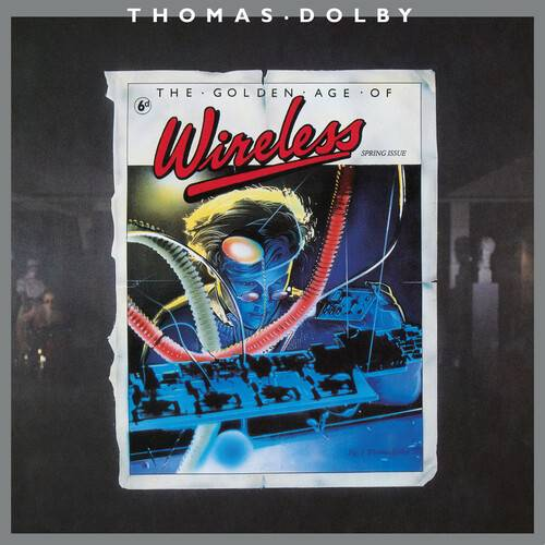 Thomas Dolby - Golden Age Of Wireless