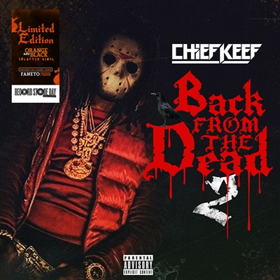 Chief Keef - Back From The Dead 2 - VINYL LP