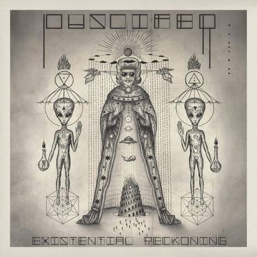 Puscifer - Existential Reckoning (Indie Exclusive Limited Edition Clear LP) - VINYL LP