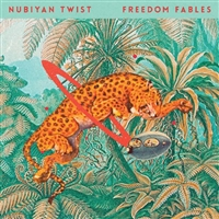 Nubiyan Twist - Freedom Fables (INDIE EXCLUSIVE) (Green colored Vinyl) - VINYL LP