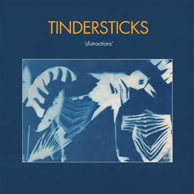 Tindersticks - Distractions (Blue Vinyl Edition) VINYL LP