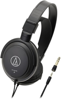 Audio-Technica AVC200 SonicPro Over-Ear Headphones With Large Adjustable Headband (Black)